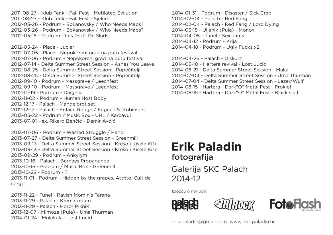 ErikPaladin-lista